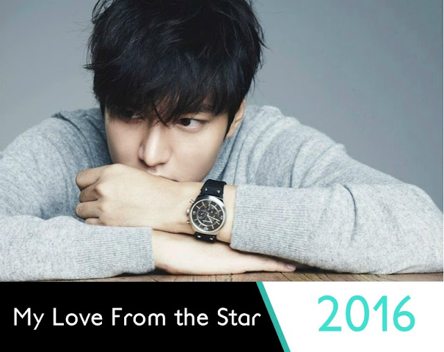 My Love From the Star Upcoming Korean Drama 2016 - Lee Min Ho