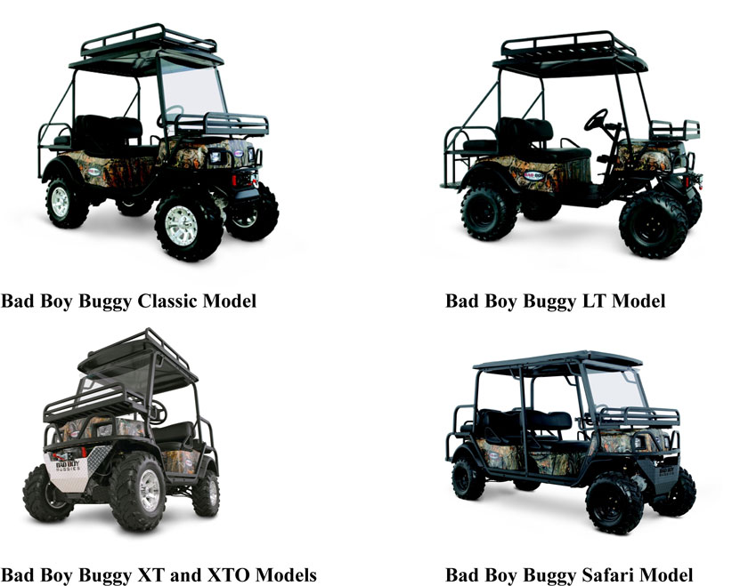 Geia Injury Law: Are Bad Boy Buggies Living Up To Their