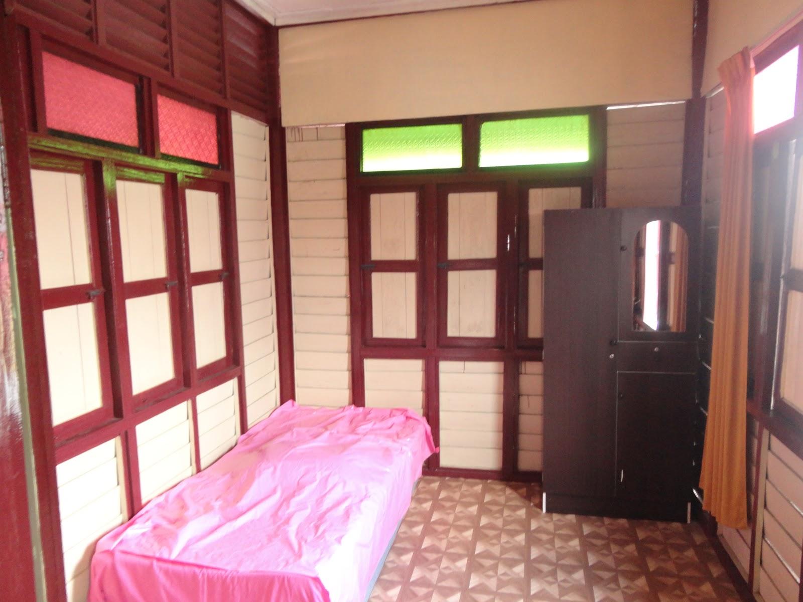 Homestay Ala Kampung Congkak Rumah Tradisional