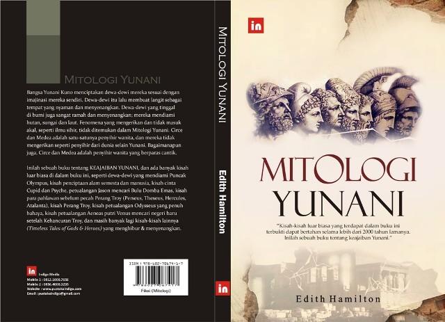 Mitologi Yunani (Penerjemah Asep Rachmatullah)