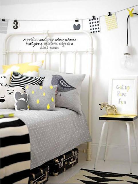 Unisex Children's Bedroom Ideas 3