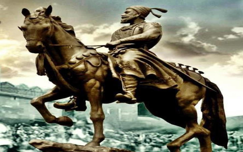 Akash 3d Wallpaper Shivaji Maharaj Digital Hd Photos