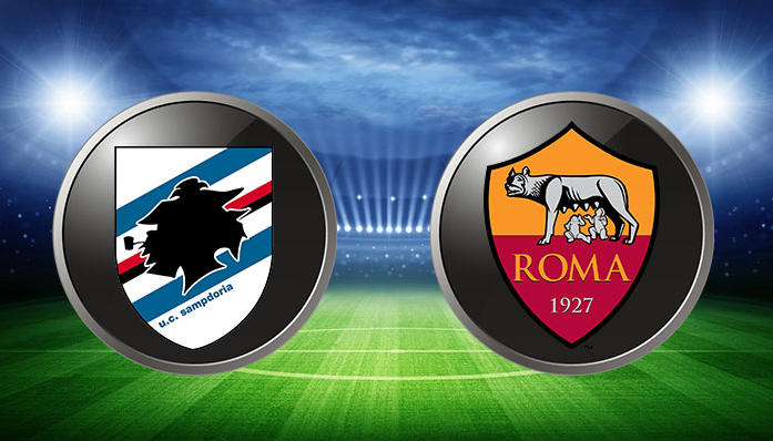 SAMPDORIA-ROMA info Streaming Gratis Diretta TV Oggi