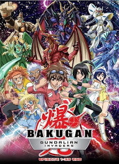 Bakugan Temporada 3 audio latino