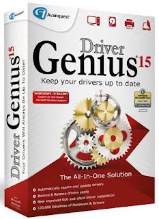 تحميل برنامج البحث عن تعريفات الجهاز Download Driver Genius