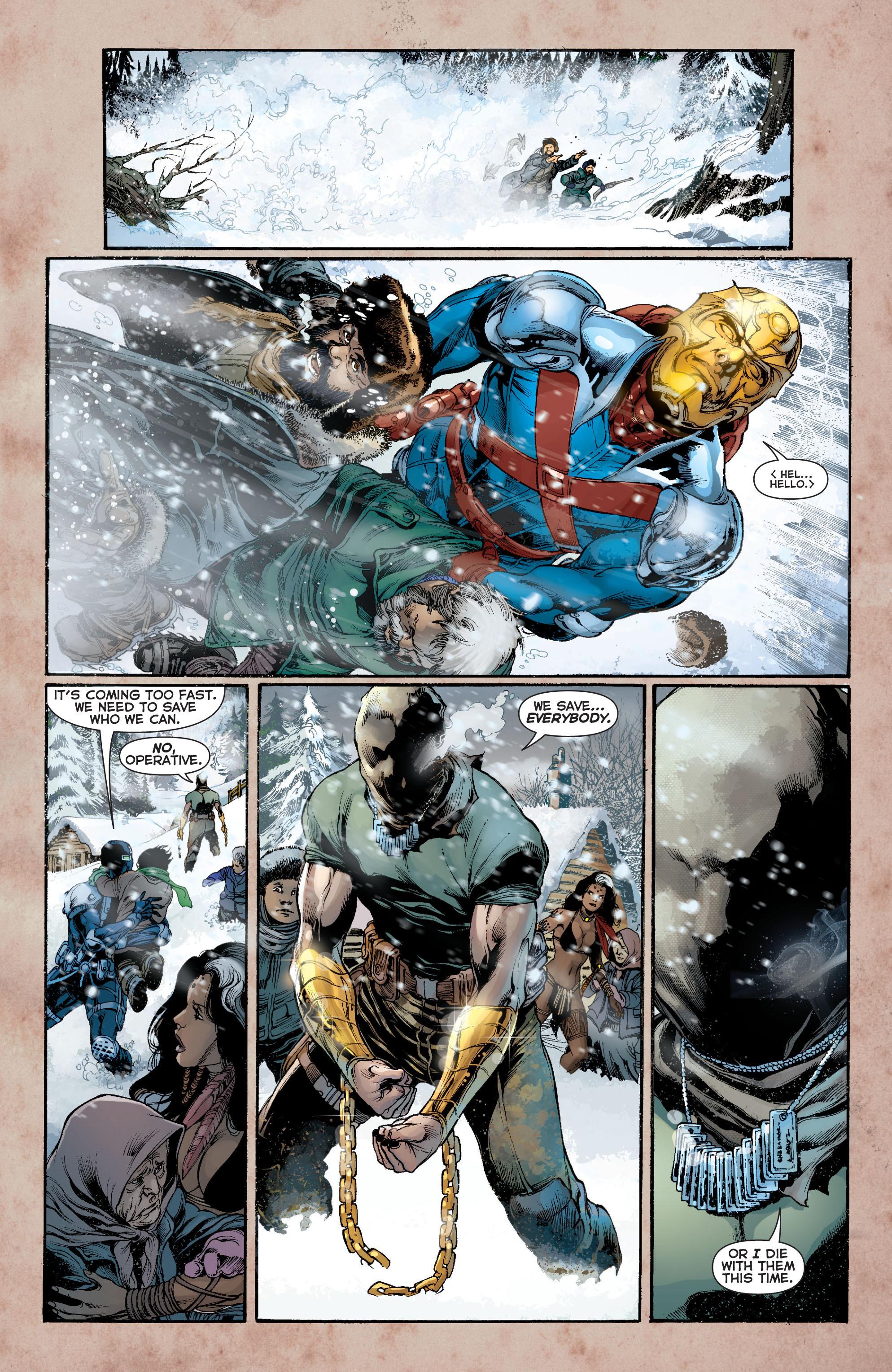Read online Aquaman (2011) comic -  Issue #8 - 16