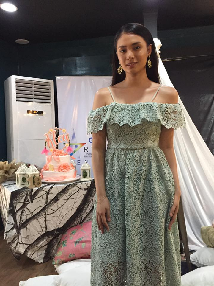 Eighteenk Klea Pineda Will Celebrate A Bohemian Themed Debut Its