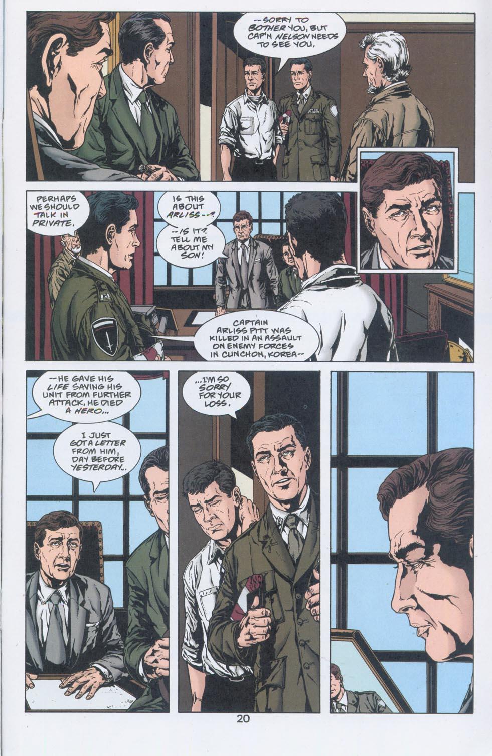 Read online American Century comic -  Issue #11 - 20