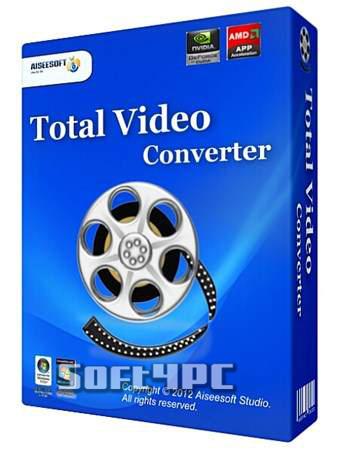 Bigasoft Total Video Converter 5.0.6.5658 + KeyGen