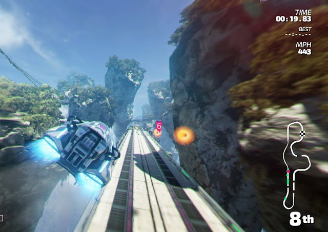 FAST Racing RMX review