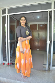 Actress Regina Candra Stills at Maanagaram Movie Press Meet  0017.jpg