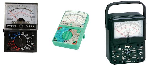 ölçü aleti , multimetre