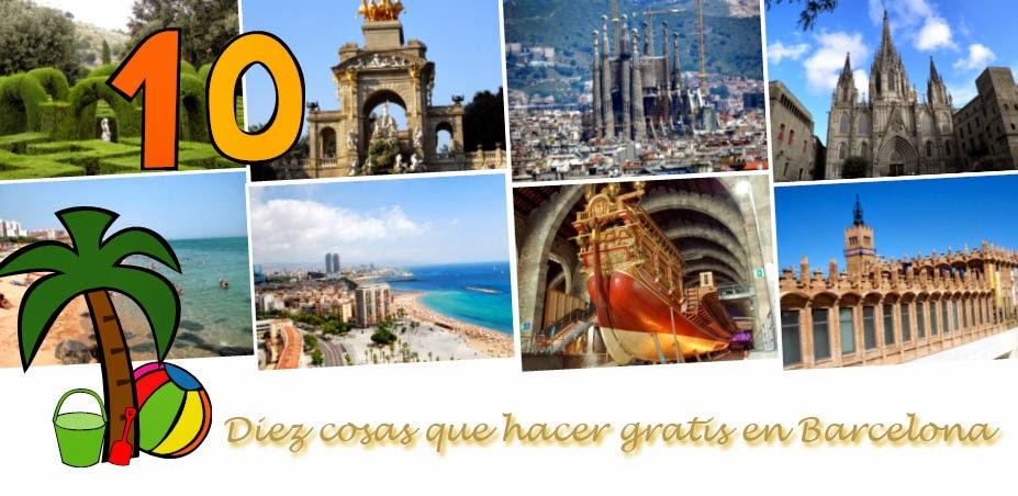 eventos gratis barcelona