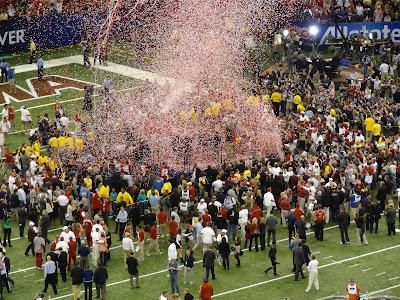 University of Alabama 2011 National Champions