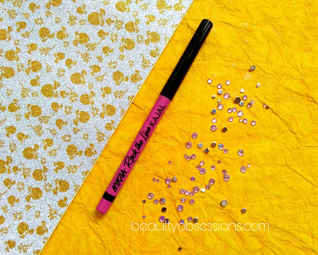 Nykaa Rock The Line Kajal - Review