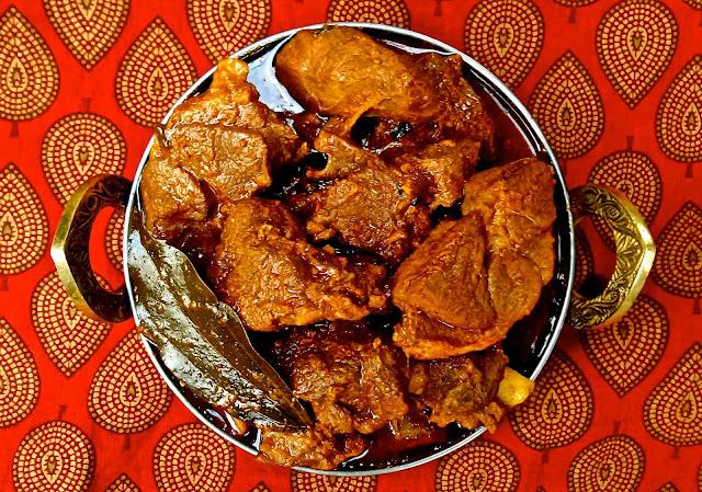 Nepali mutton curry kathmand