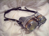 http://www.darrenwashere.com/diy/do-it-yourself-steampunk-goggles-cheap-easy/