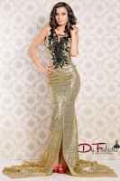 rochie-lunga-de-ocazie-Golden Luxury