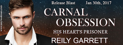 Release Blast & Giveaway:  Carnal Obsession – Reily Garrett