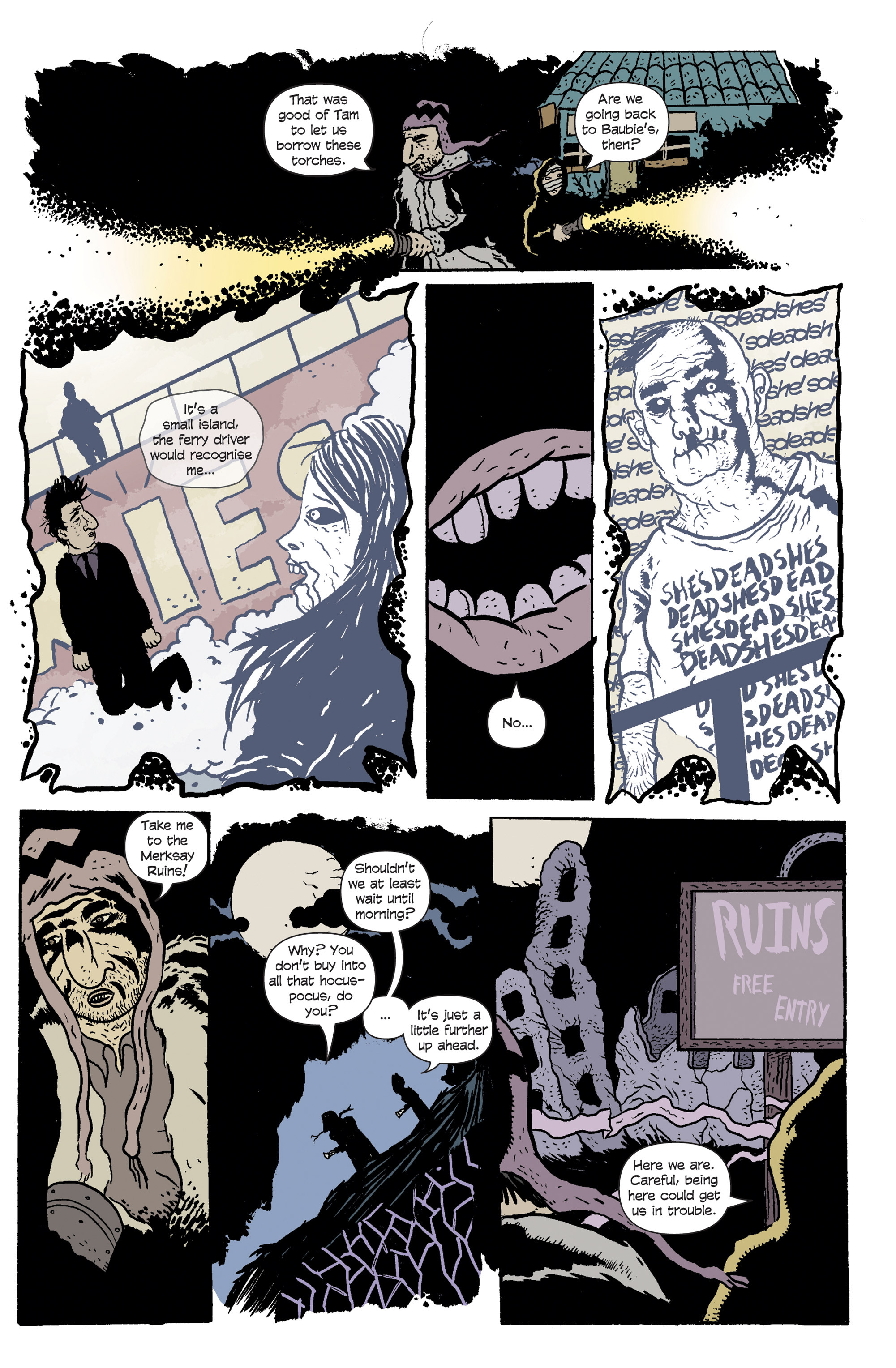 Read online And Then Emily Was Gone comic -  Issue #2 - 20