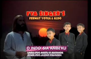 Lagu Toraja Anak-anak