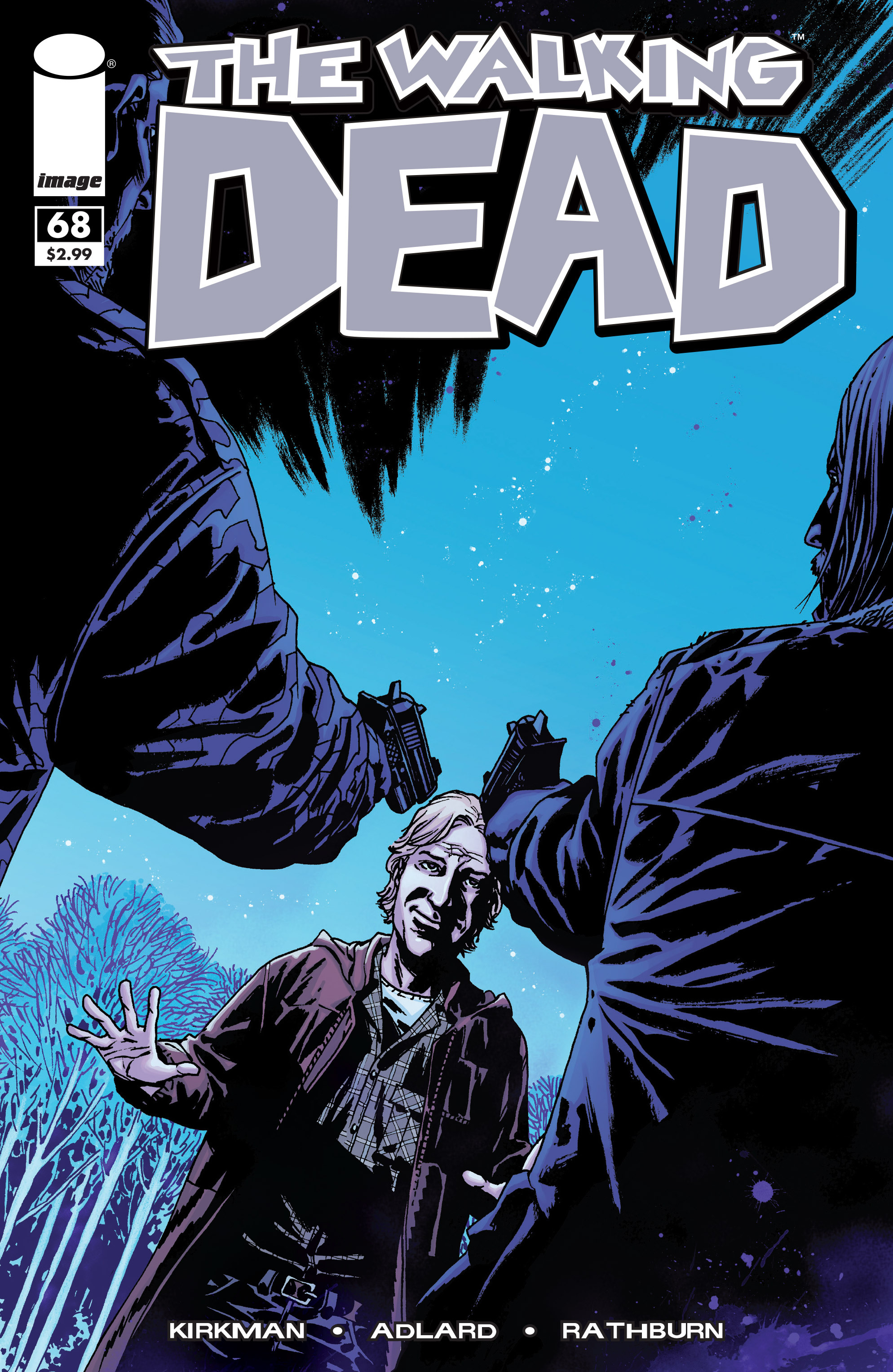 The Walking Dead 68 Page 1