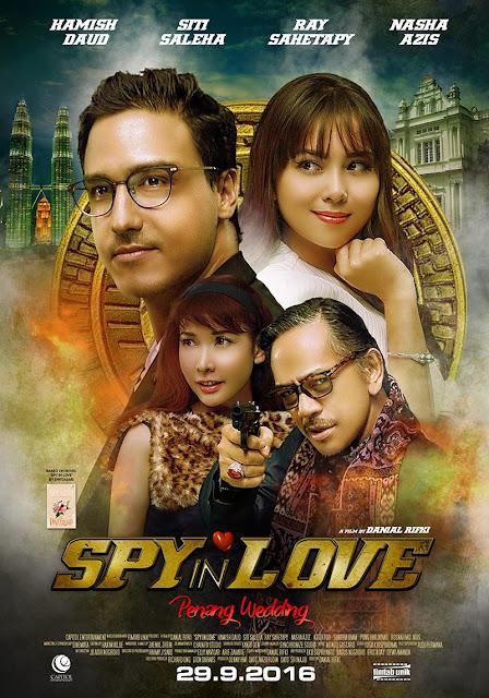 Spy In Love (2016) HDTV