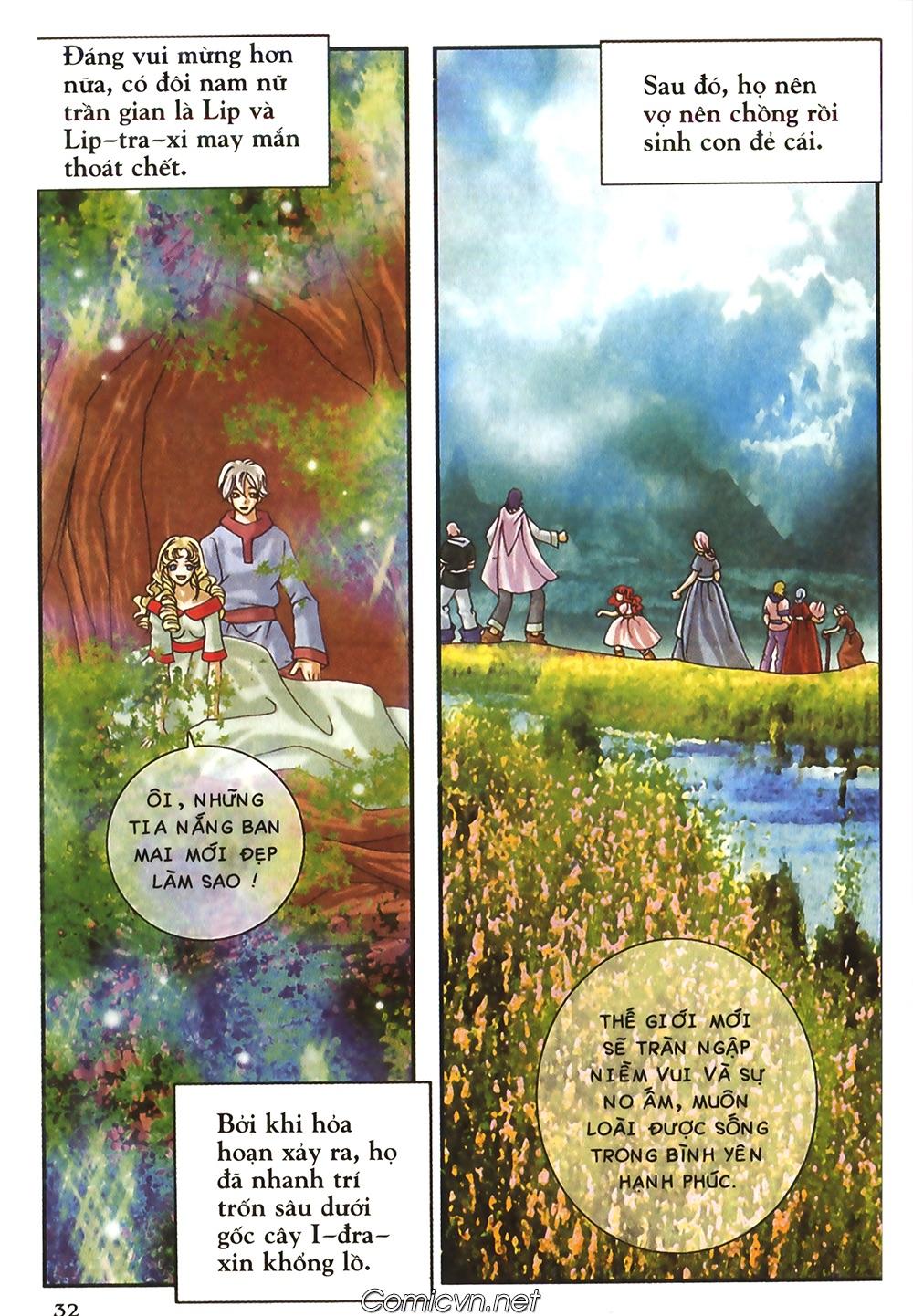 Thần thoại Bắc Âu - Chapter 49: Một thế giới mới - Pic 33