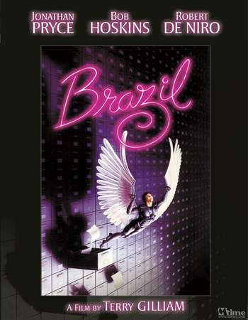 Poster Of Brazil 1985 English 400MB BRRip 480p ESubs Watch Online Free Download downloadhub.in