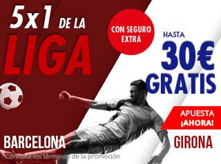 suertia promocion Barcelona vs Girona 23 septiembre