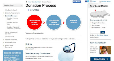 http://www.redcrossblood.org/donating-blood/donation-process#t1