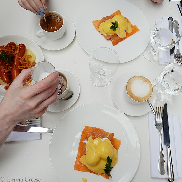 German Gymnasium 10 of the best luxury London brunches Adventures of a London Kiw