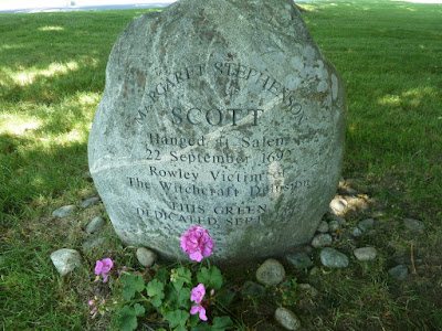 margaret scott memorial