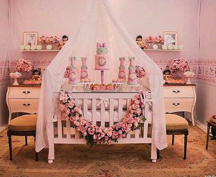 10 ideas para decorar tu baby shower Vintage