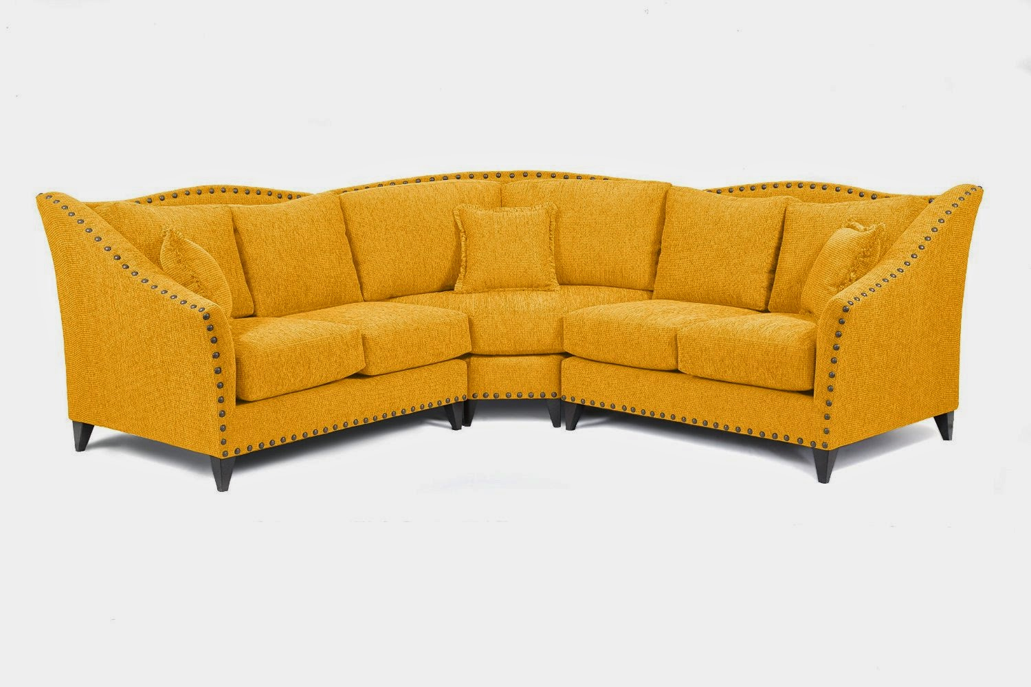 Small Curved Sectional Sofa Small Curved Sectional Sofa Home Furniture Design Modern Curved