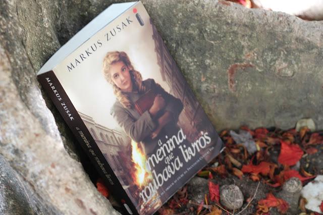 Resenha Livro A menina que roubava livros