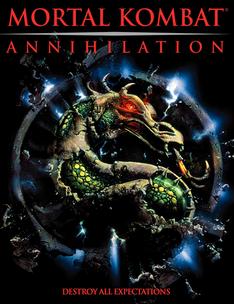 Mortal Kombat: Aniquilación (1997) [DVDRip] [1 Link] [Latino]