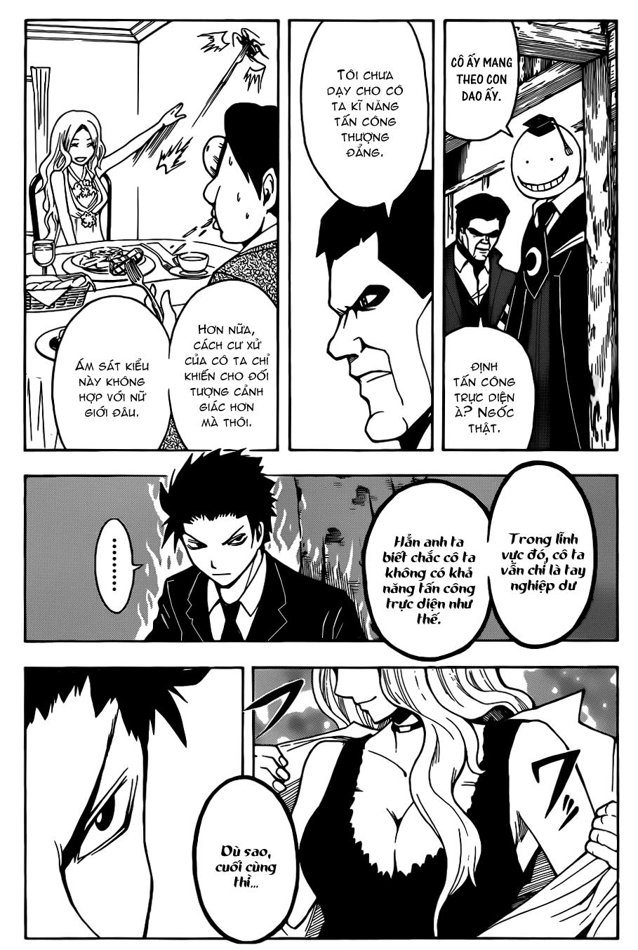 Ansatsu Kyoushitsu chap 27 trang 9