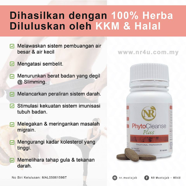 Phyto Cleanse Plus NR
