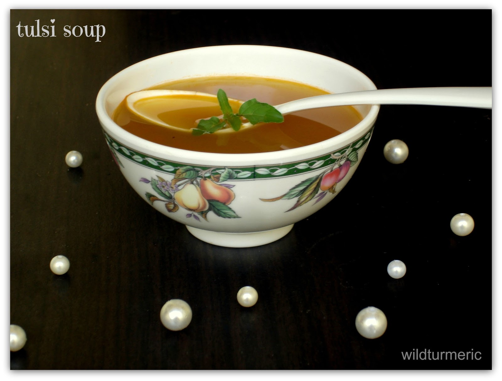 How To Use Tulsi For Cold & Cough: Tulsi Soup Recipe