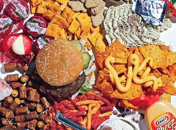 Comendo para viver ou para morrer?