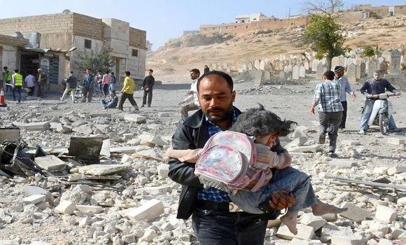 الأزمة السورية: مقتل وإصابة 1000 طفل خلال الشهرين الماضيين