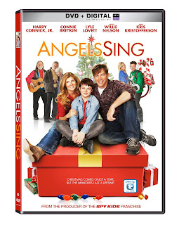 Angels Sing DVD Review & Giveaway