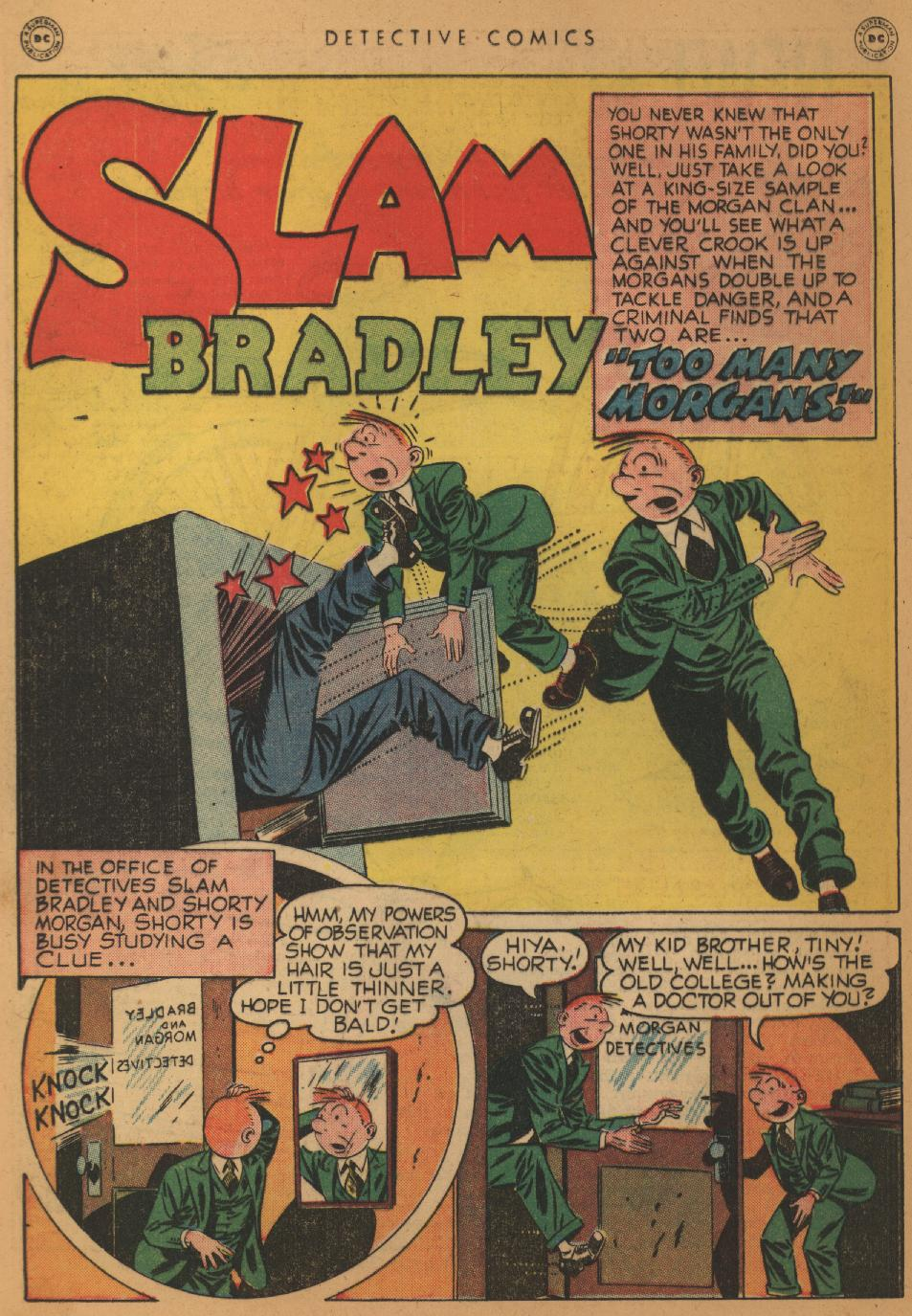 Read online Detective Comics (1937) comic -  Issue #152 - 24