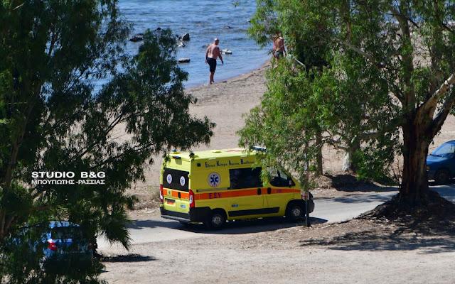 Ναυαγοσώστες στο Ναύπλιο γλύτωσαν από βέβαιο θάνατο 16χρονη κοπέλα