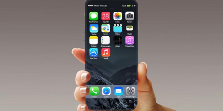 "Ada iPhone Baru dengan Kode ""Ferrari"""