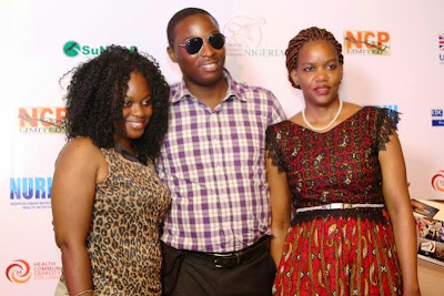 15 See all the fun & celebs at the Newman Street season2 launch