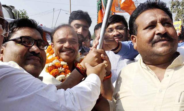 All India Brahmin Sabha welcomed Dr. Anil Jain as a Rajya Sabha member.