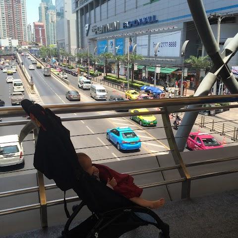 Tips Travel Bersama Anak (tanpa Suami)