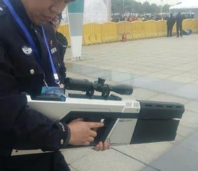senapan pembunuh drone